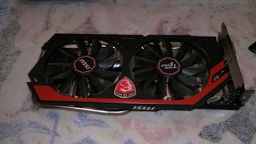 MSI GeForce GTX 760 OC