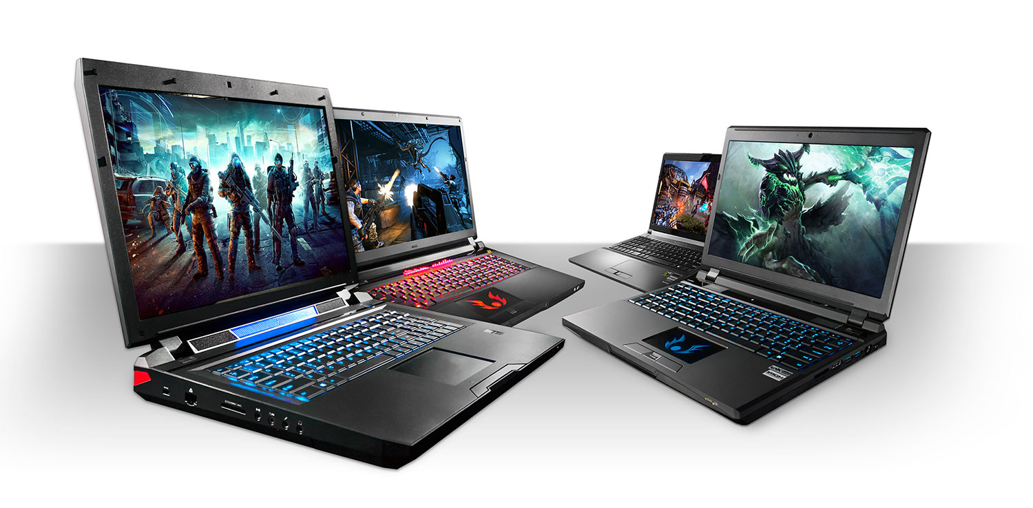Digital Storm Gaming Notebooks