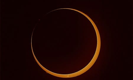 Ring Of Fire Star_Solar_Eclipse_Cape_York_Annular1