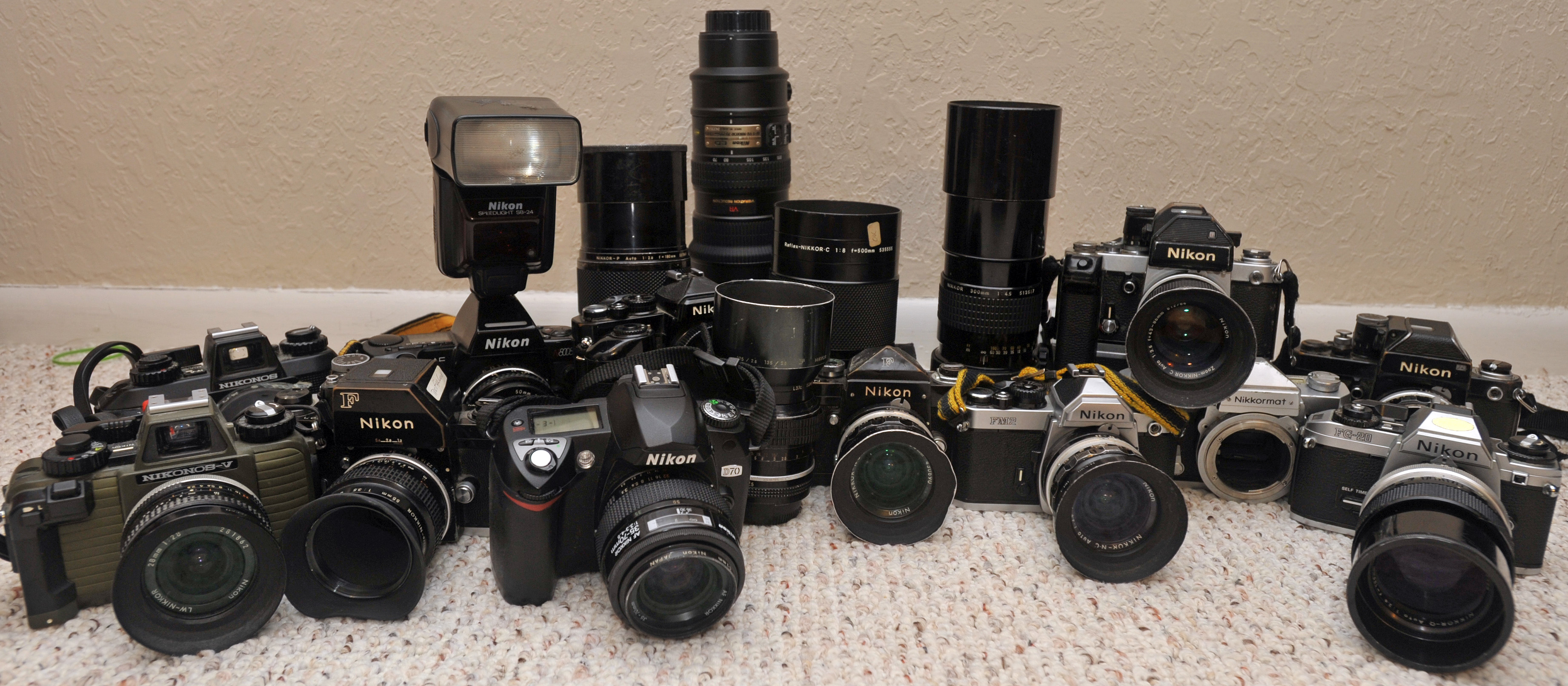 Buying Camera Equipment And G A S Gear Acquisition Syndrome