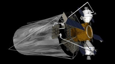 ATLAST 20m optical transpectrum telescope, image credit to NASA/STScl