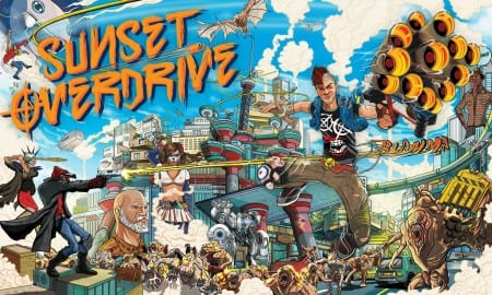 Sunset Overdrive (courtesy Xbox.com)