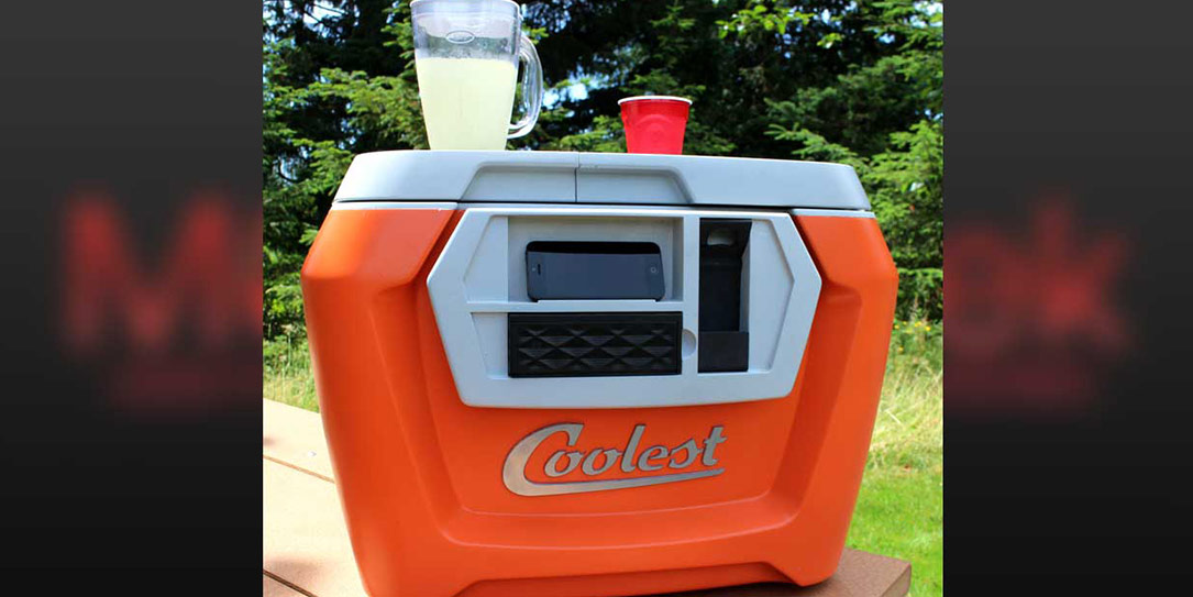 Kickstarter Gadget The Coolest Cooler The Swiss Army