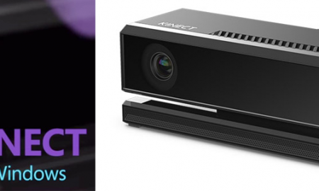 Kinect for Windows v2 (images courtesy Microsoft)