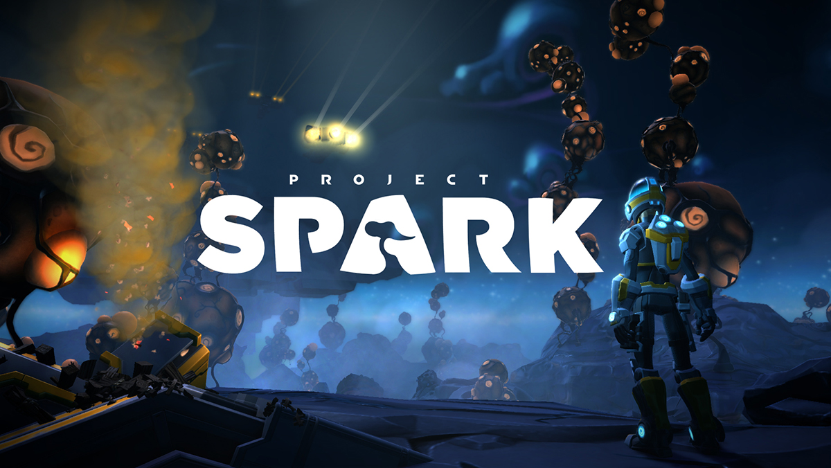 Project Spark (courtesy Xbox)