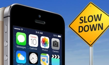 iphone slow featured