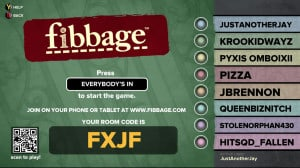 Free-Fibbage-Friday-Giveaway