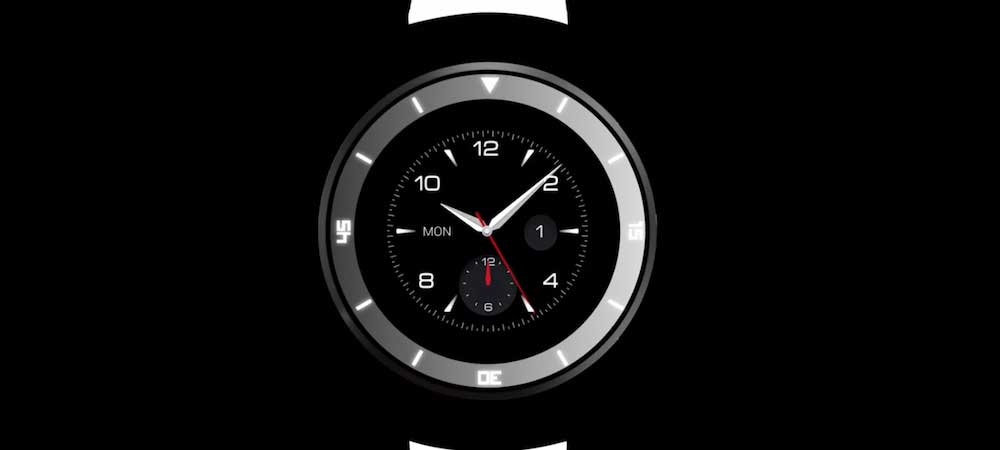 LG G Watch Round Shots Fired As LG Tease FULL Circle Android Wear Watch!