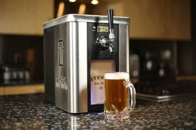 Beer tap on your kitchen counter? Yes please!