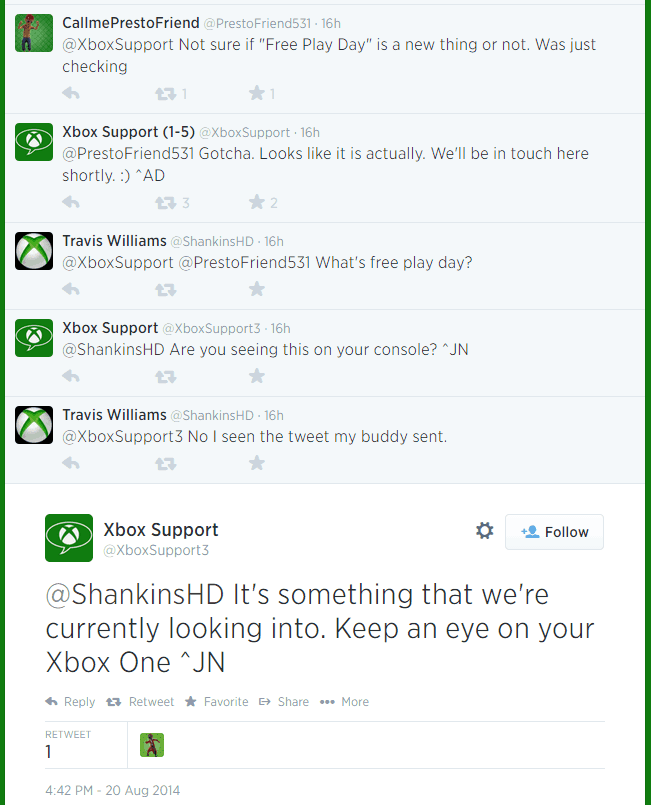 Xbox-One-Free-Game-Day-Tweet
