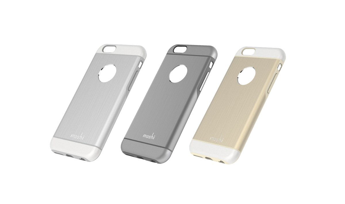 new concept 895e6 f0df9 Moshi Set To Release New iPhone 6 Case Line