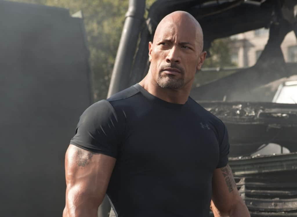 The Rock (via comicbookresources.com)