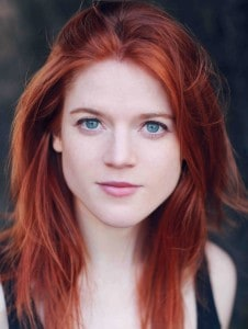 Rose Leslie (img via mashable.com)