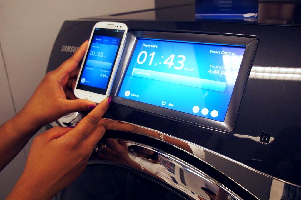 Samsung-smart-washer-app