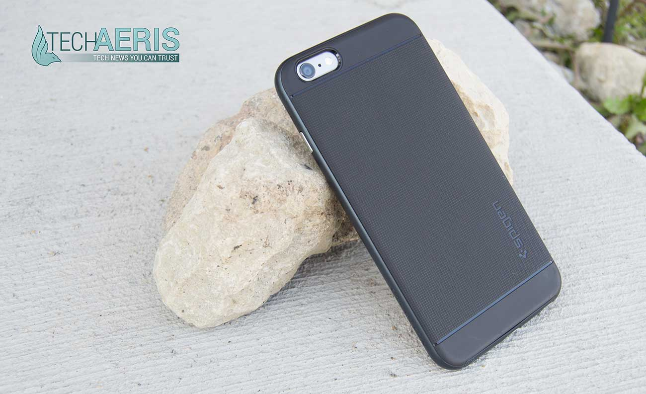 pretty nice 697dc c2c54 Spigen Neo Hybrid iPhone 6 Plus Case Quick Review
