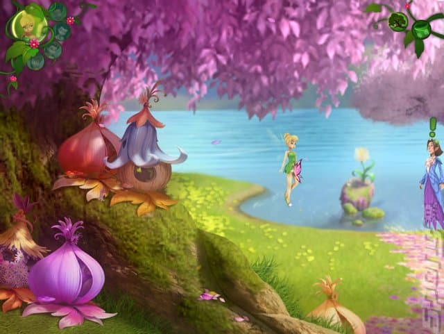 Hopefully a GOTY edition of Disney Fairies: Tinkerbell