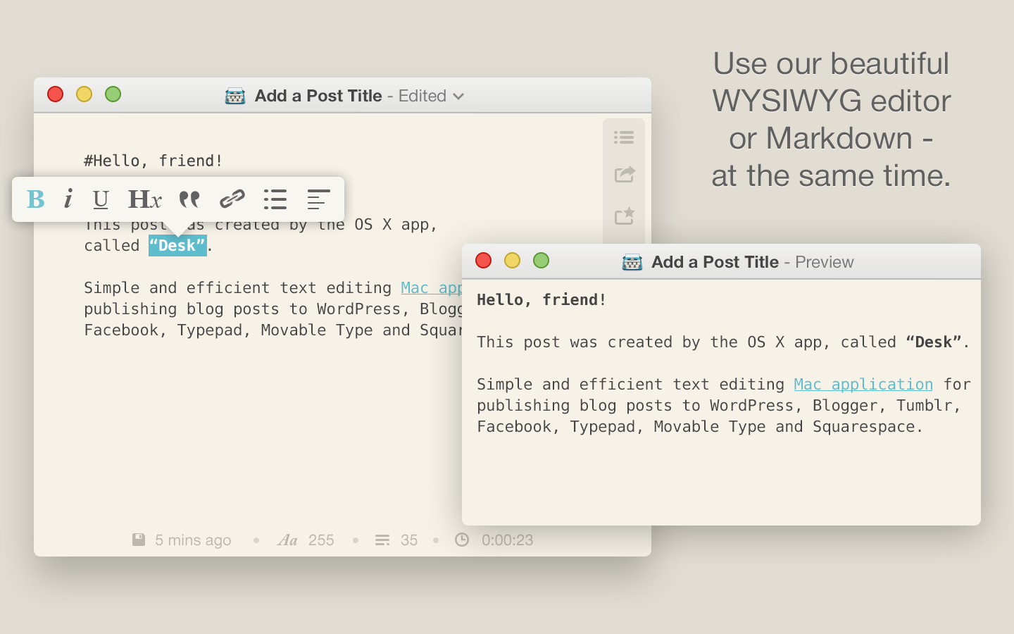 4-Desk-App-Screenshot-Markdown-WYSIWYG