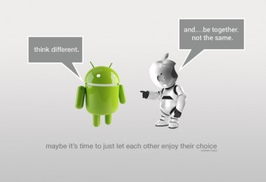 Apple Is Ending Patent Disputes With Google's Android?