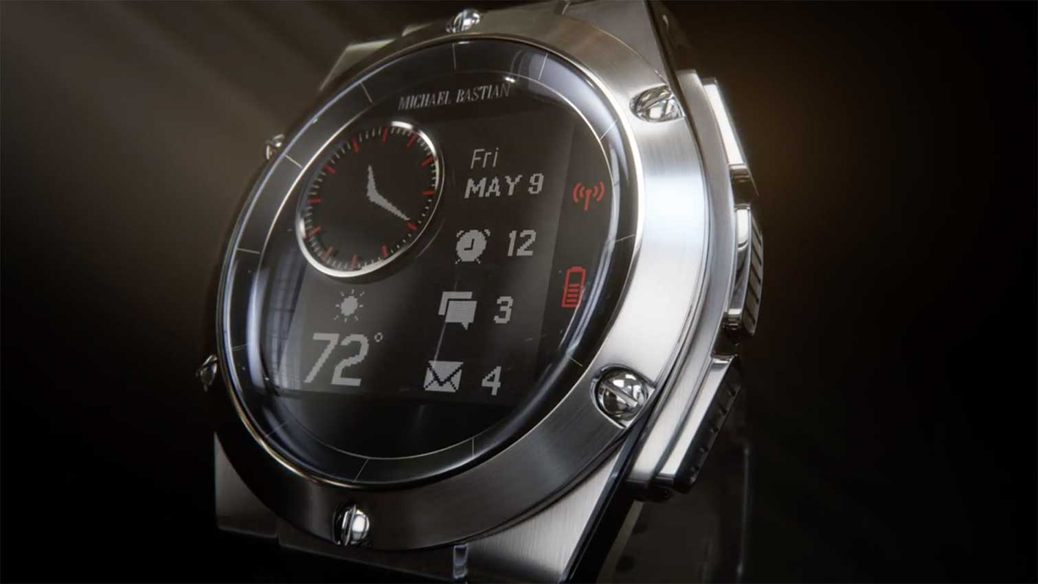 Chronowing-Smartwatch