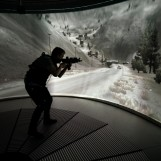Omnifinity Launches Their Virtual Reality Treadmill, The Omnideck 6