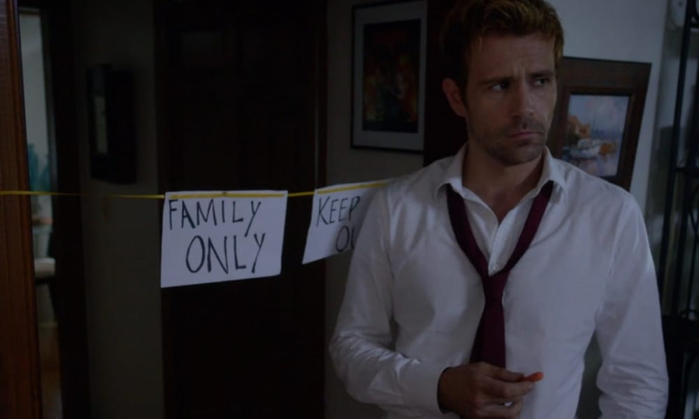 Signs? John Constantine don