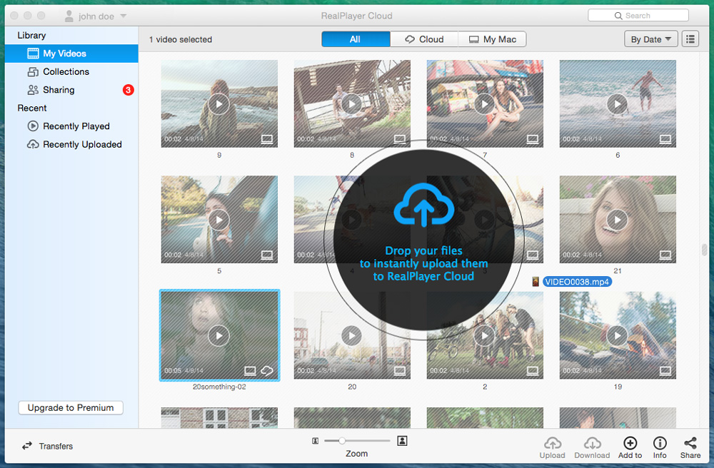 realplayer cloud desktop app
