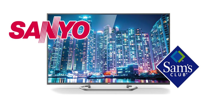 Black Friday Sanyo 48 Quot Tv Exclusive At Sam S Club
