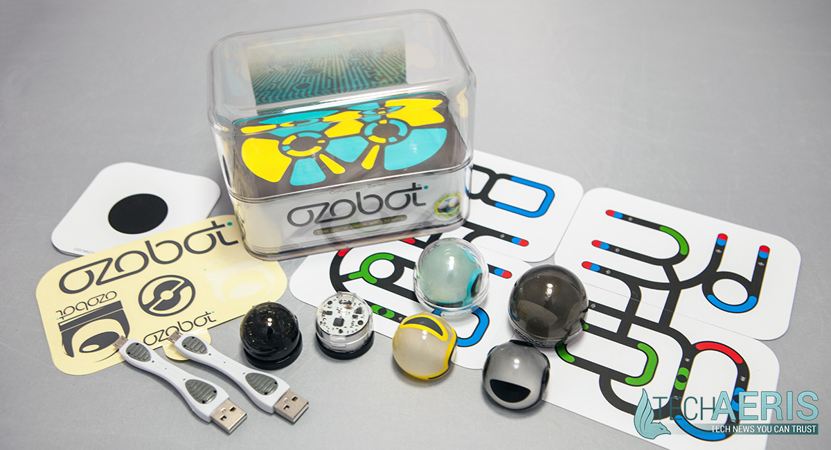picture relating to Ozobot Printable called Ozobot assessment: The intelligent robotic that teaches your young children
