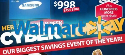 Walmart Cyber Monday Ad Is Here, Anything Worth Snagging?