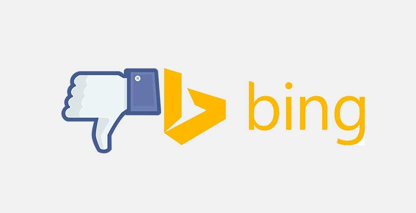 Facebook-Dumps-Bing-Search