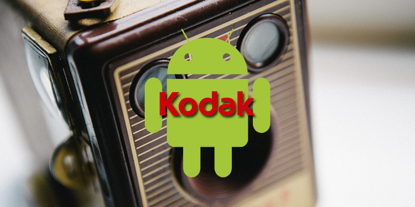 Kodak app for android phone