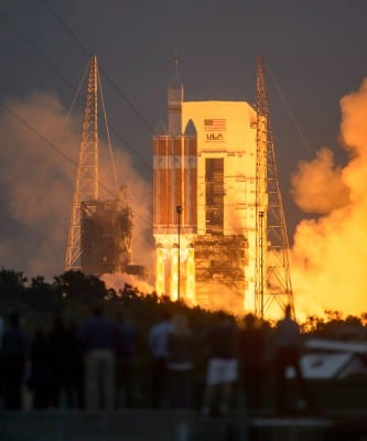 Orion-Test-Launch-Liftoff