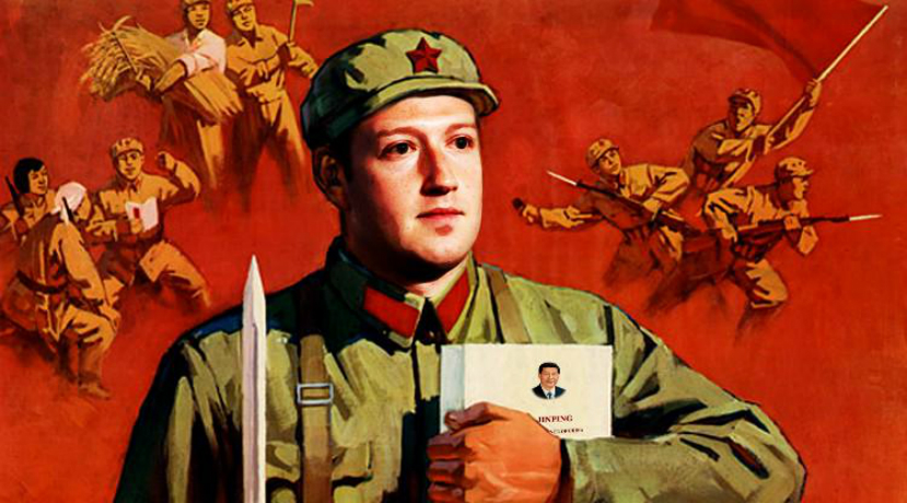 Zuckerberg-China