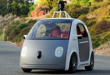 Google Looks For Automaker Partners For Self-Driving Cars