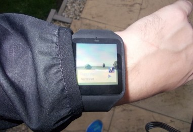Sony Smartwatch 3 Review: The Best Android Wear Watch At The Moment