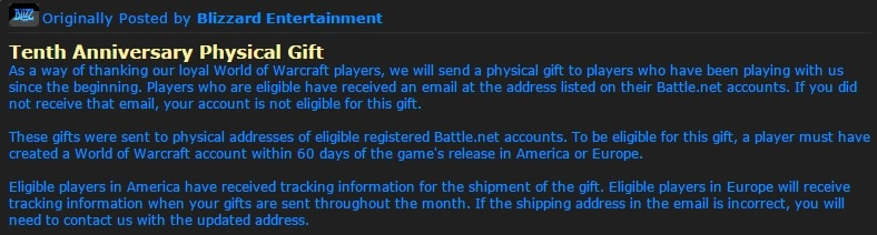 Blizzard-Veteran-Gifts