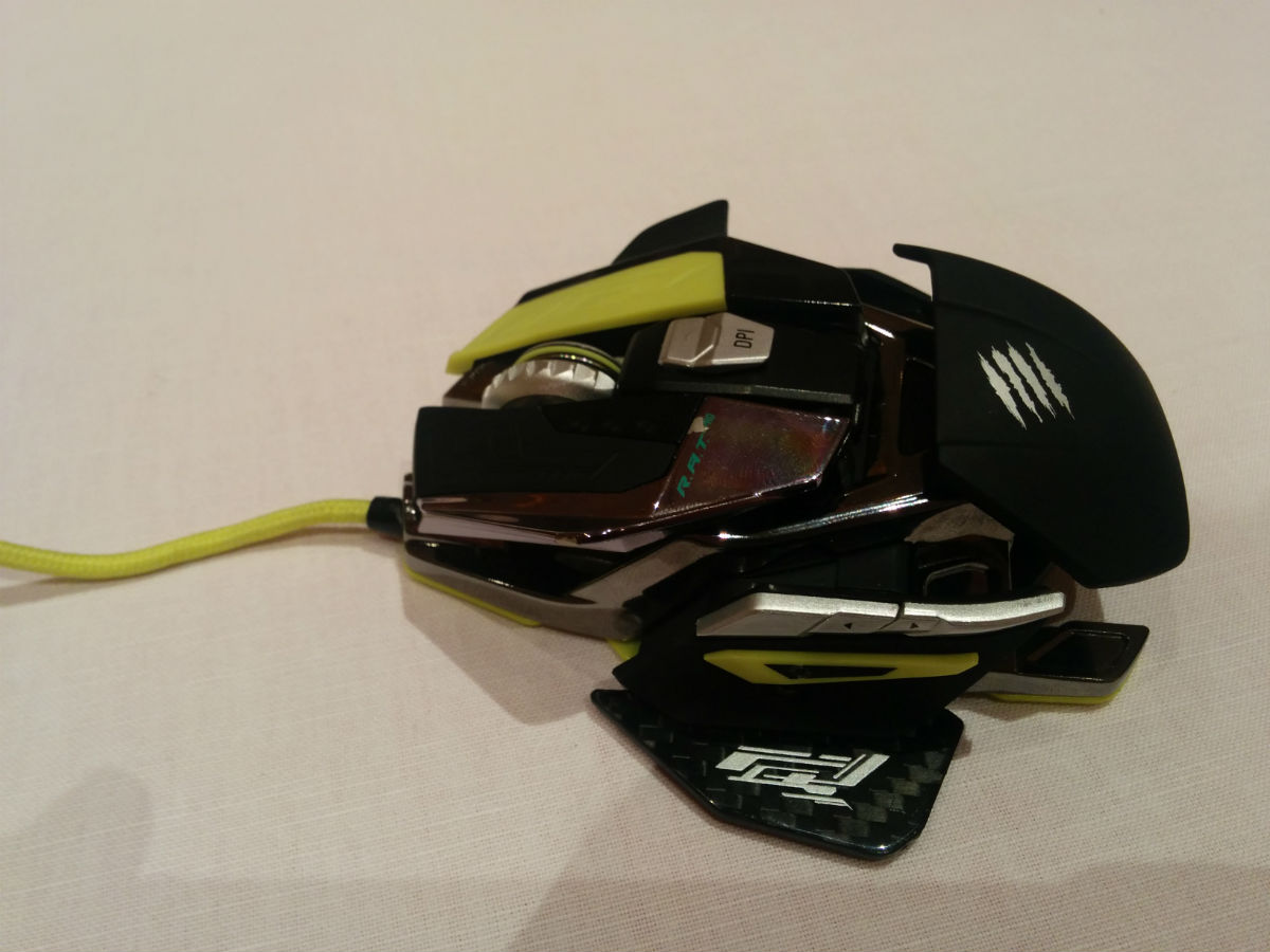 Mad Catz R.A.T. Pro X Mouse