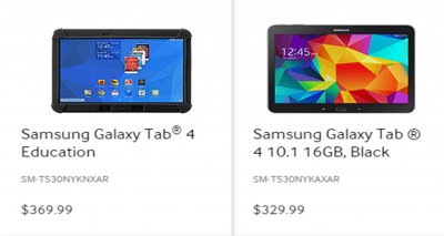 Image cropped from Samsung's website