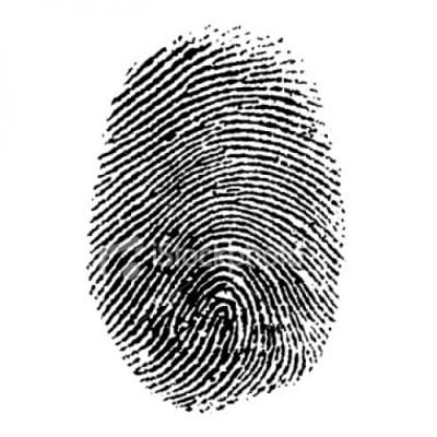 fingerprint copy print