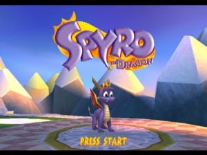 spyro-start-screen