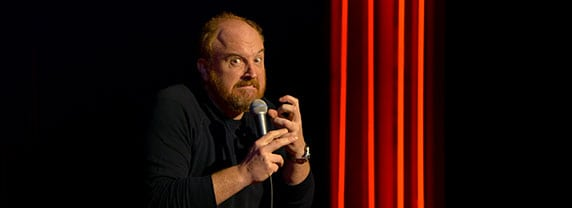 Louie Live at the Comedy Store, and in his natural state of being.
