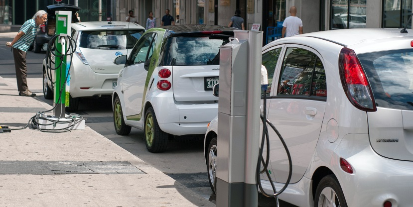 Electric Car Charging Stations Outnumber Gas Stations In Japan