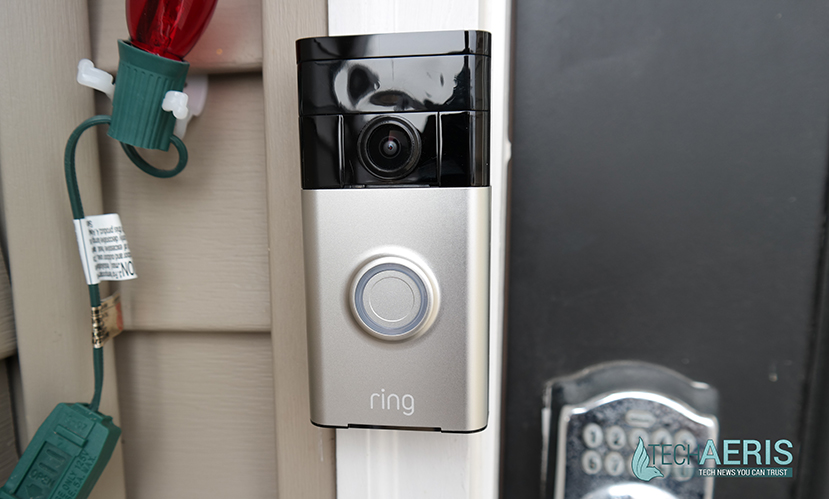 & Ring Video Doorbell Review: See Whou0027s At Your Door From Your Phone