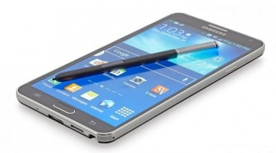phablet phone note4