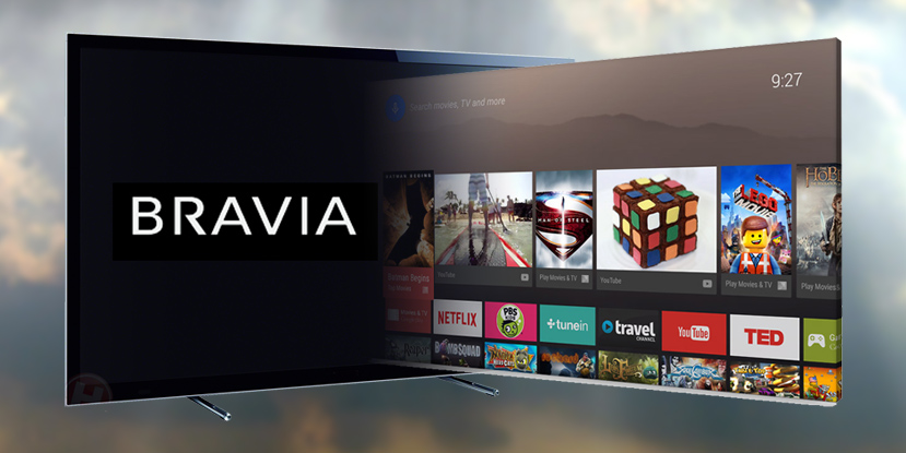 sony tv android. sony android featured tv