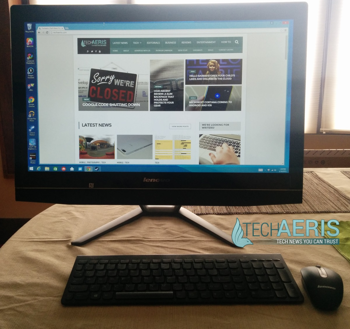Lenovo B50 All-In-One