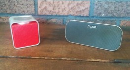 Rapoo A300 And Rapoo A500 Dual Review: Two Compact Bluetooth Speakers With Great Sound