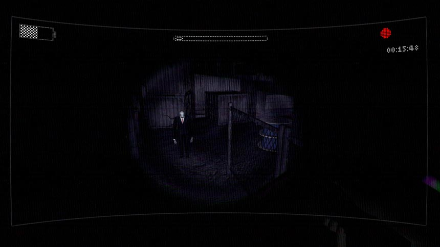 Slender: The Arrival Review Slender Man