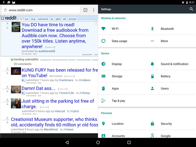 Android-M-Developer-Preview-Multi-Window-Screenshot