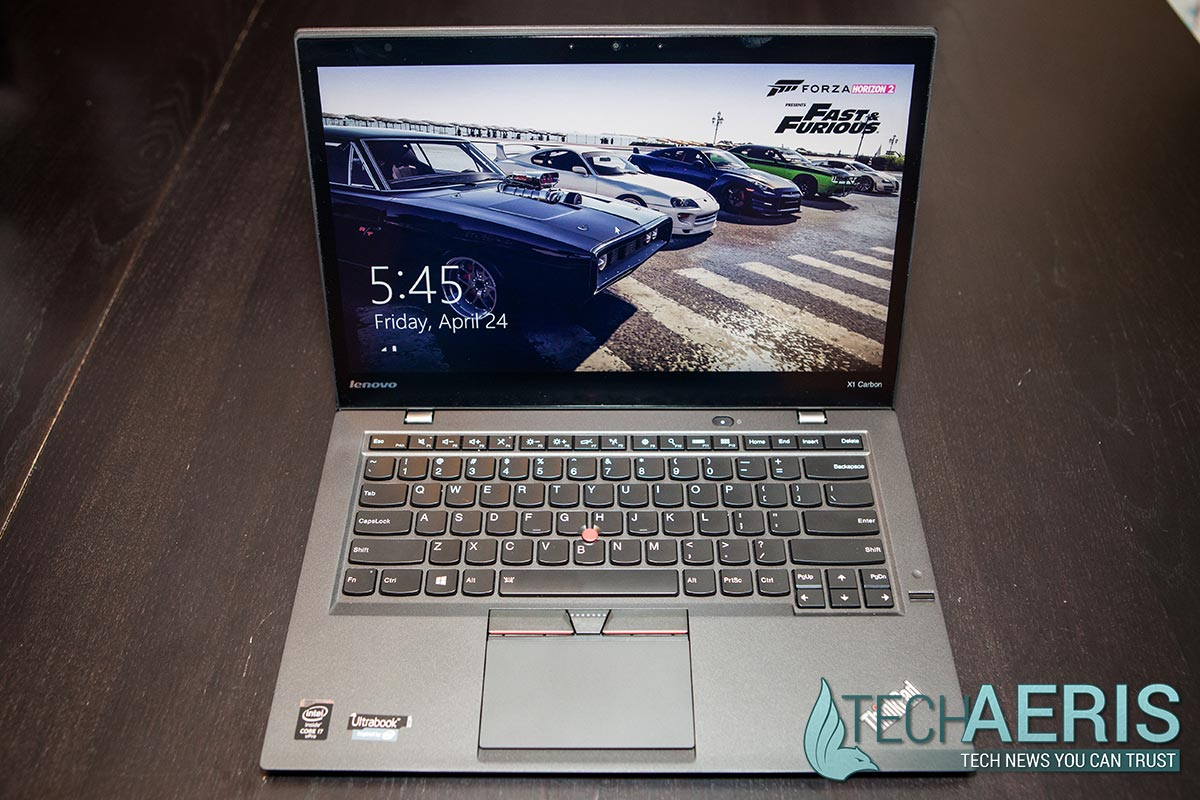 Lenovo ThinkPad X1 Carbon Ultrabook Review: High Performance